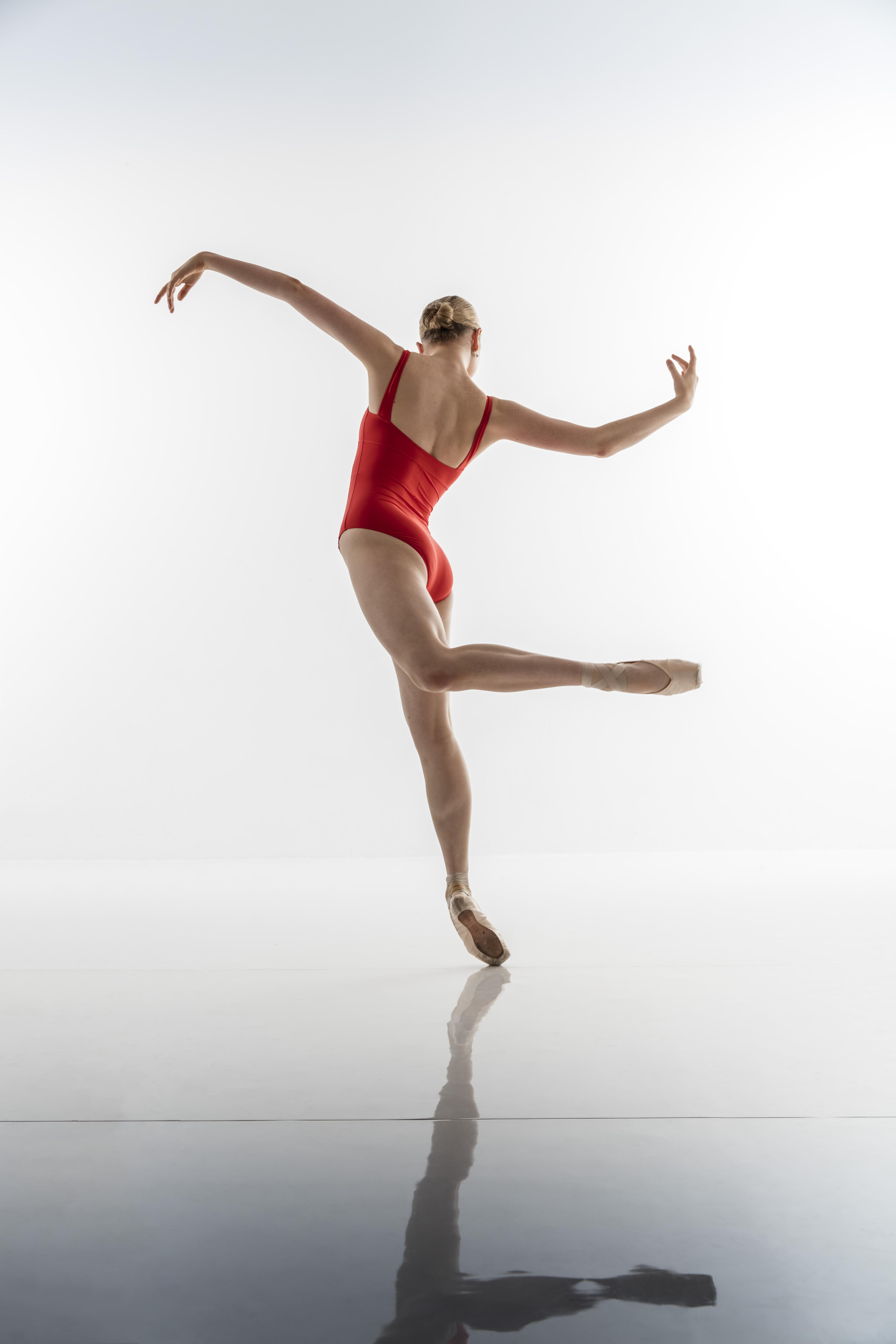 Lydia Holt, Elmhurst Ballet School Graduate | The Wonderful